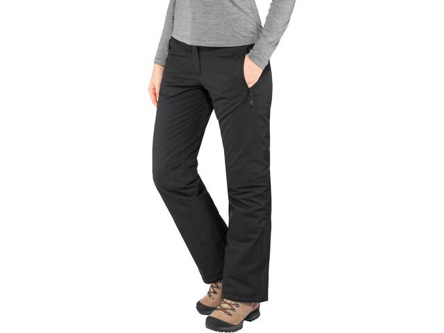 Maier Sports Ronka Pantalones de esquí Stretch mTex Mujer, black